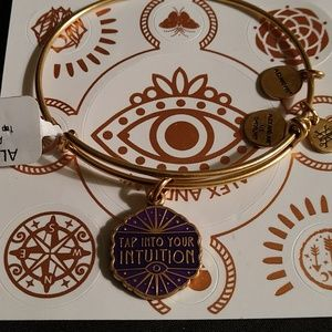 "ALEX AND ANI ""TAP INTO TOUR INTUITION"" BRAND NWT!!"
